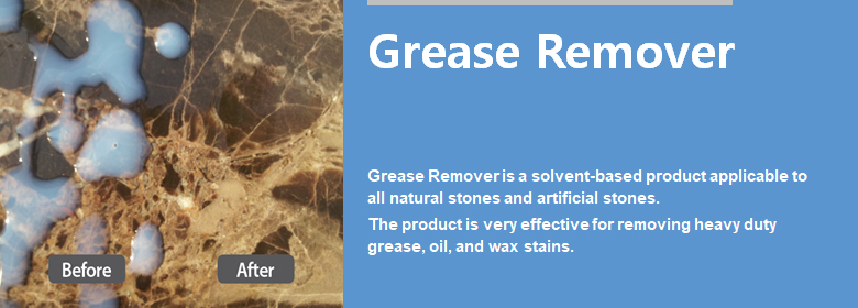 ConfiAd® Grease Remover effectively removes grease and oil from most surfaces. Depending on the type and degree of soiling, use undiluted or 5 ~ 20% with water